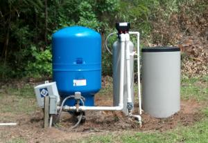 water well hand pump